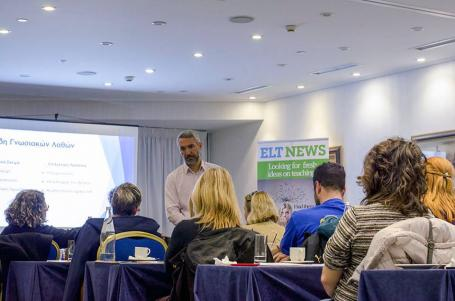 Workshops seminars ELT News